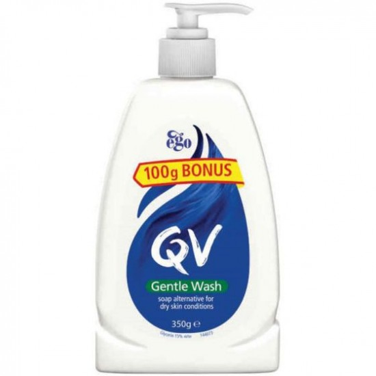 QV Gentle Wash for Dry Skin, 350G