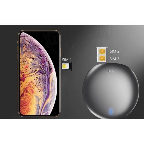 إضافة 4 شرائح إضافية للآيفون 4G