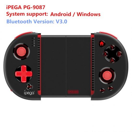 أزرار تحكم بلوتوث من شركة IPEGA PG-9087  للجوال