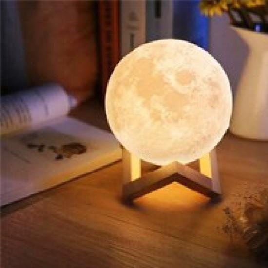 إضائة لافته - القمر المضيء