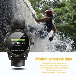 ساعة ذكية متميزة مقاومه للماء
