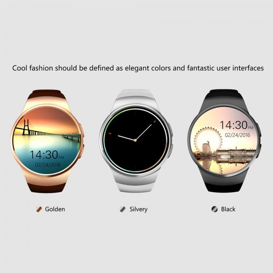 ساعة ذكية متميزة